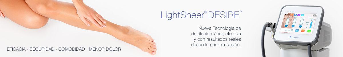 LightSheer - DESIRE